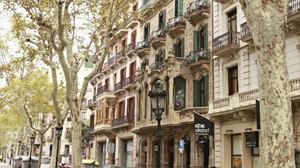 Acta Atrium Palace Hotel in Barcelona