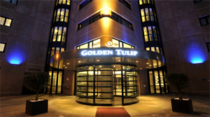 Golden Tulip Hotel in Amsterdam