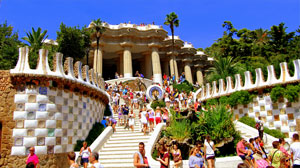 Visit the Park Guell