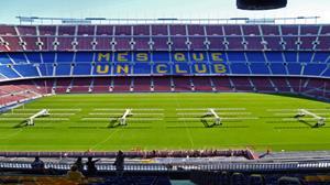 FC Barcelona museum & Camp Nou stadium Barcelona